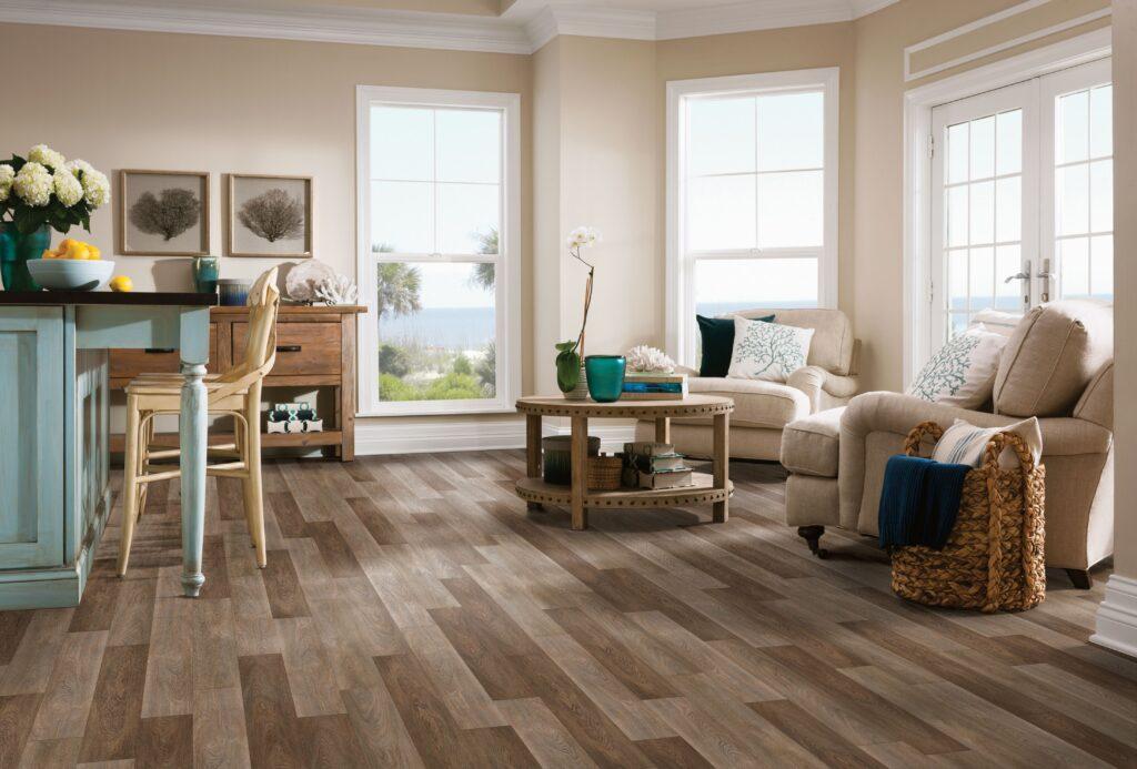 Vinyl flooring Clearwater
